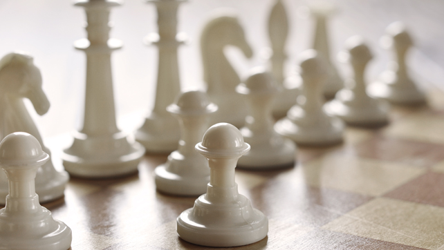 Chess Pieces and Ego